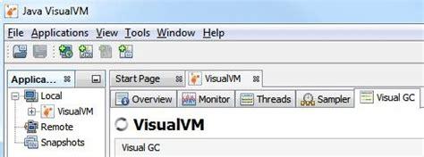 tutorial java visualvm java garbage collection monitoring and analysis java