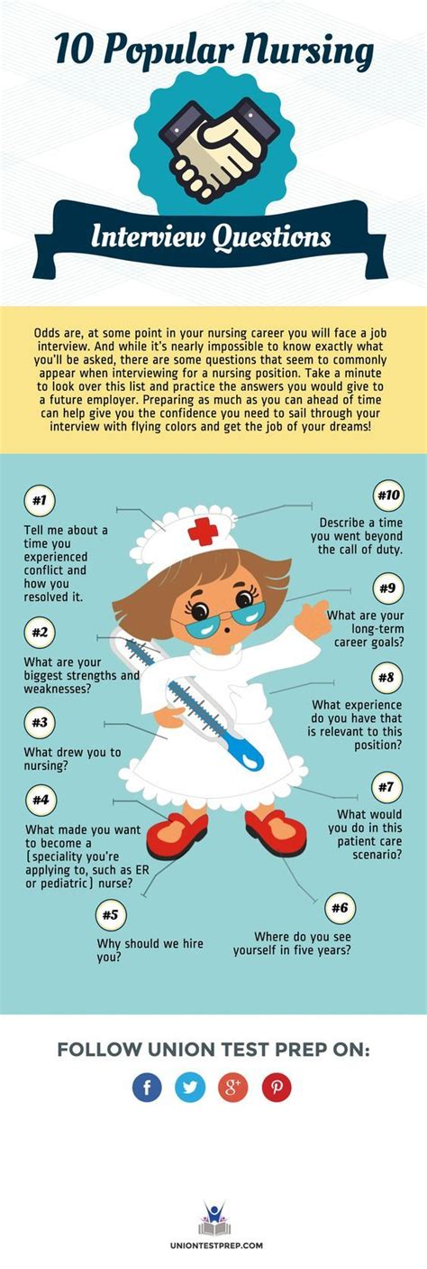 cover letter answers to interview questions for nurses answers to