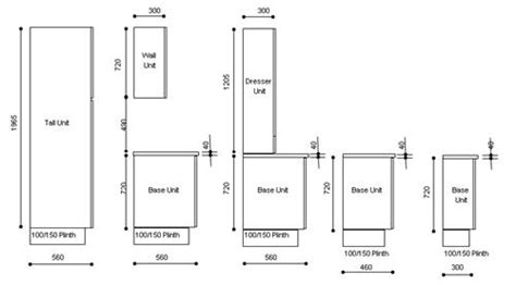 Width Of Kitchen Units by Standard Kitchen Cabinet Sizes Uk Memsaheb Net