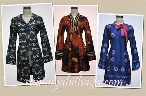 Batik Almira Kebaya Sarimbit Batik blouse sasirangan ibu amira rumah jahit haifa