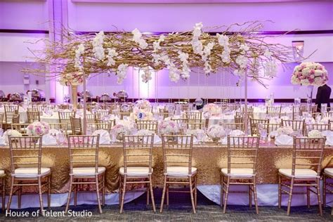 melville home decor floral decor in melville ny indian wedding by house of talent studio maharani weddings