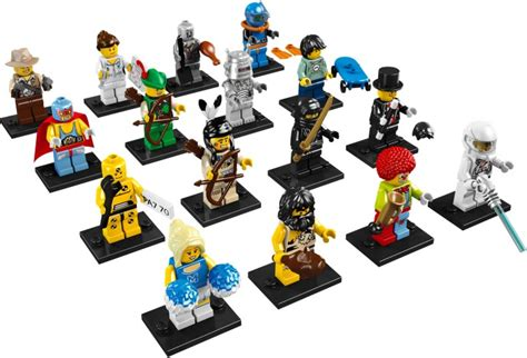 Lego Sy 628 1 8 Minifigure Friends Set 8 In 1 8683 17 lego minifigures series 1 complete brickset lego set guide and database