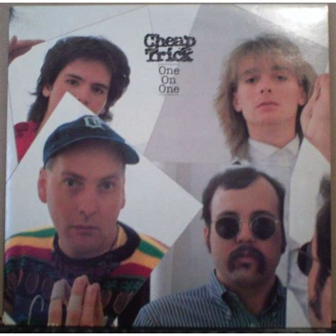 cheap trick 1 one on one by cheap trick lp with libertemusic ref