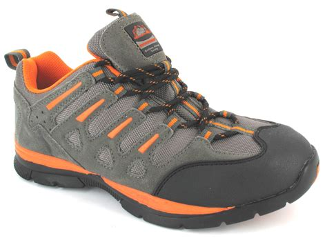 lightweight steel toe boots mens lightweight new safety steel toe cap work trainers