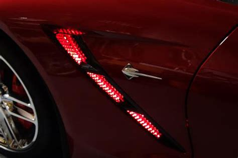 corvette stingrayzgrand sport  led strip
