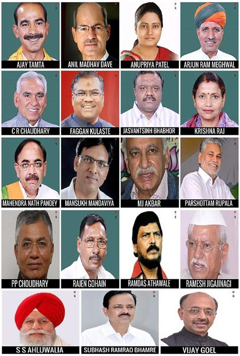 List Of Modi Cabinet by Narendra Modi S Cabinet Reshuffle Media India
