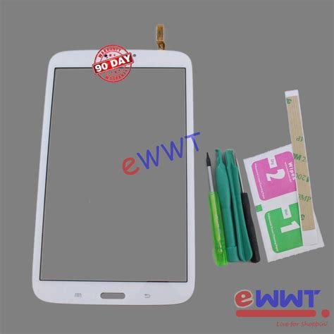 Lcd Tablet Mito T310 white lcd touch screen tools for samsung galaxy tab 3 8 0