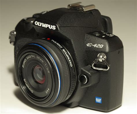 Kamera Olympus E420 kamera