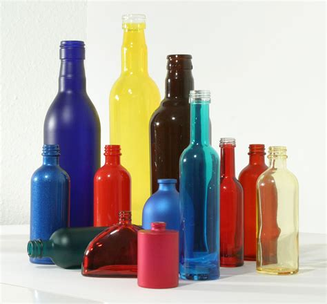 glass decor range services of glass bottle