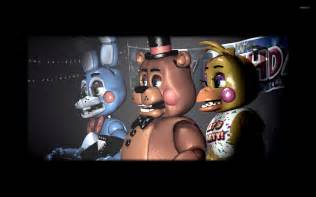 Five nights at freddy s wallpaper game wallpapers 35600