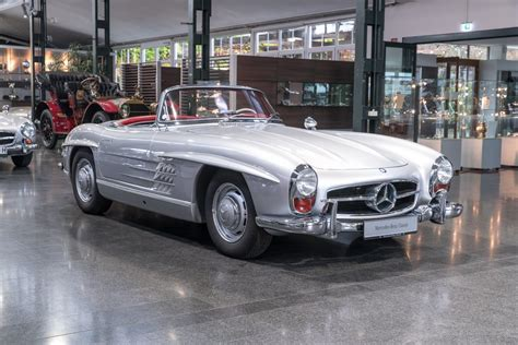 mercedes classic all time mercedes 300 sl roadster w 198