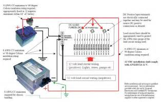 rv dc volt circuit breaker wiring diagram your trailer may not been originally wired the