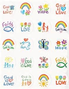 religious christian bible verse stickers