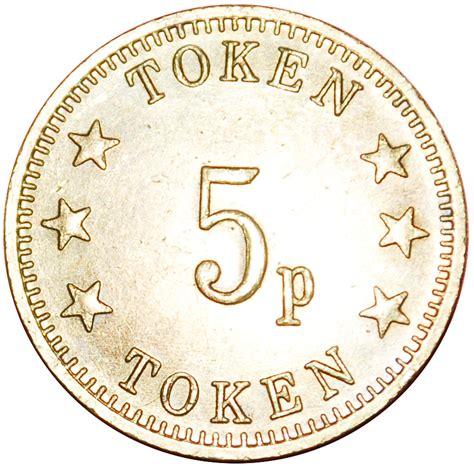 bob deith 5 pence deith leisure tokens numista