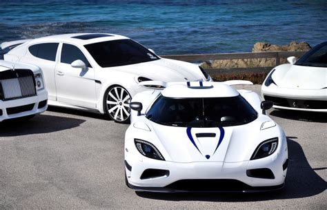 koenigsegg phantom cars wallpapers white koenigsegg agera r porsche panamera