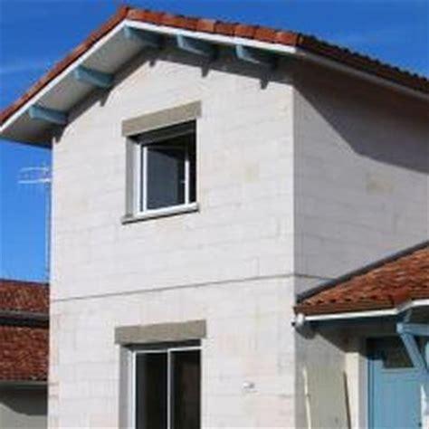 Brique Beton Cellulaire by Le Match Comparatif Parpaing De Bloc B 233 Ton Monomur