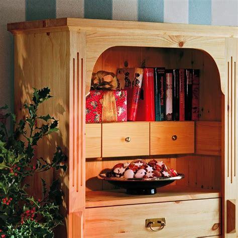 costruire una credenza credenza rustica fai da te in legno d abete bricoportale