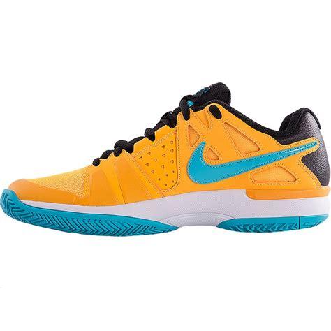 Nike Vapor Advantage nike air vapor advantage s tennis shoe orange blue