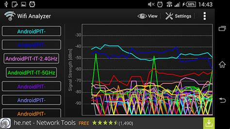 wifi analyzer android how to boost wi fi signal on your android device androidpit
