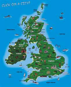 Detailed Map Of England by Detailed Map United Kingdom Submited Images