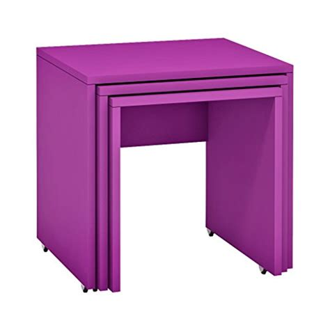 Colorful Table L by Small Nesting Tables For The Living Room