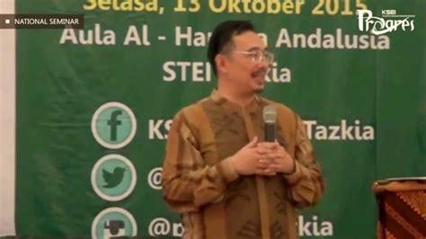 Biarkan Al Quran Menjawab Amin Sumawijaya ceramah quot ekonomi bertanya islam menjawab quot warung ustadz