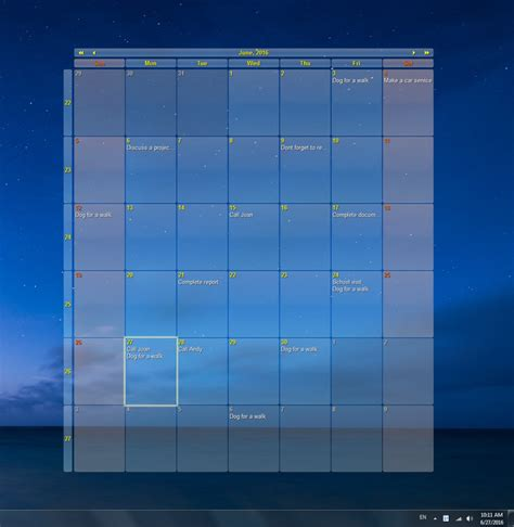 Interactive Calendar Interactive Calendar Help Interactive Calendar