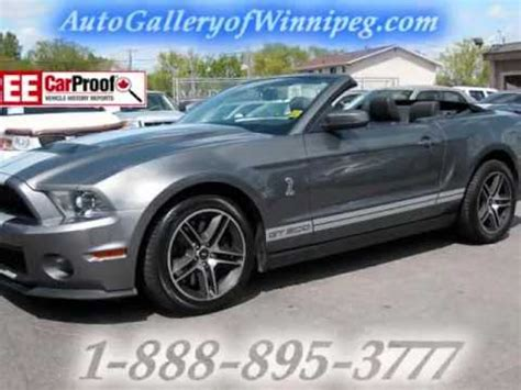 used mustang convertible for sale used 2010 ford mustang shelby gt 500 convertible for sale