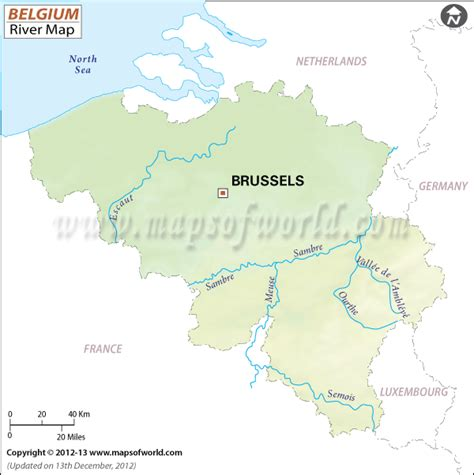 belgium rivers map belgium river map map of rivers of belgium river map of