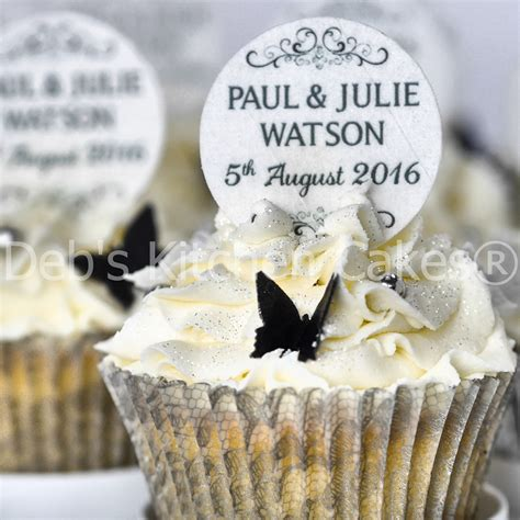 bridal shower cupcake toppers uk wedding cupcake toppers image collections wedding dress decoration and refrence