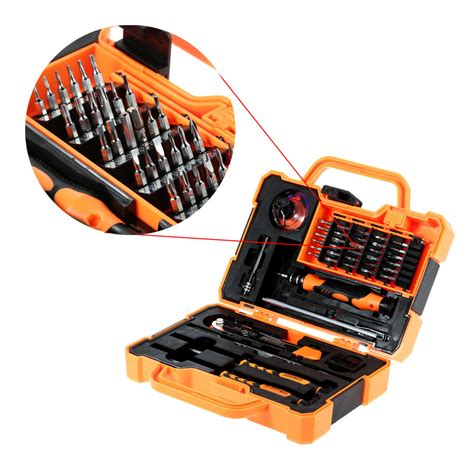 Tools Opening Tool Jakemy Op03 jakemy 45 in 1 professional precise screwdriver set multi tool opening tools for cellphone