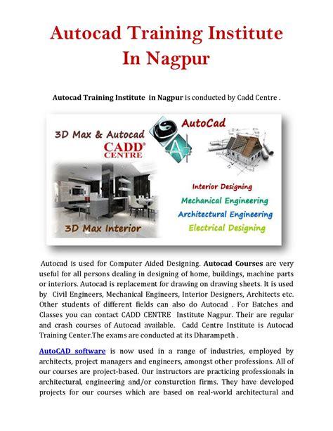 autocad tutorial nagpur autocad training institute in nagpur by caddcentrengp issuu
