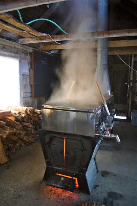 maple sugaring syrup vermont