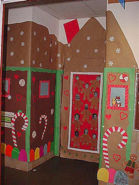 Gingerbread Door Decorating Ideas by Gingerbread Classroom Door Decoration Idea