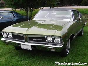 1968 Pontiac Beaumont 1968 Pontiac Beaumont 327 Cars And Motor Bikes
