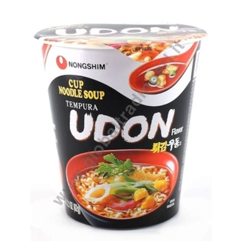 Udon Cup From nong shim cup udon noodles istantanei 6x62g global trading srl