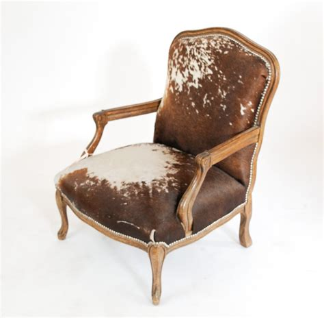 cowhide armchairs cowhide armchair 28 images antique leather and cowhide wingback armchair for sale