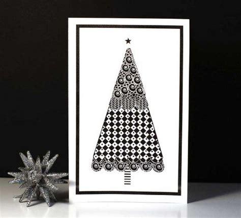 printable zentangle cards zentangle inspired christmas card printable christmas