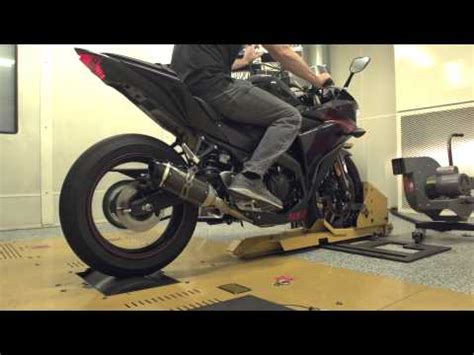 Knalpot Racing Yamaha R25 Dbs Thailand Fullsystem Best Quality akrapovic slip on exhaust install on a 2015 yamaha r3 sportbiketrackgear funnycat tv