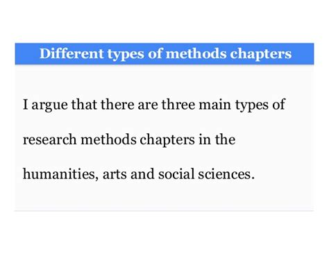 types of research methods for dissertation research methods structure dissertations