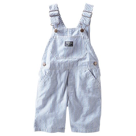 toddler boy seersucker shortalls carters