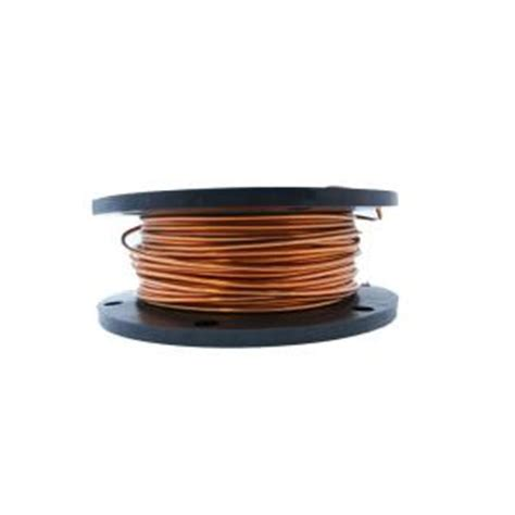 Copper Wire Home Depot by Cerrowire 200 Ft 4 1 Bare Copper Grounding Wire 050 2400h