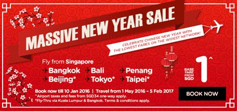 airasia singapore promo airasia airlines singapore promotions january 2016
