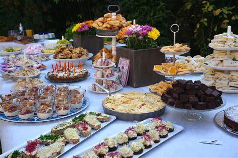 dekorieren eines speisesaals buffet brunch buffet 187 fr 252 hst 252 ck ideen zum selbermachen f 252 r zu hause