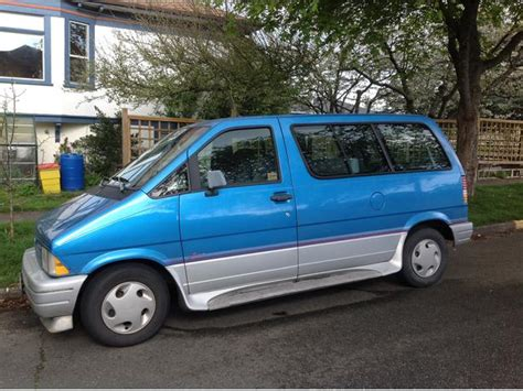 how cars run 1995 ford aerostar electronic valve timing 1995 ford aerostar sport victoria city victoria