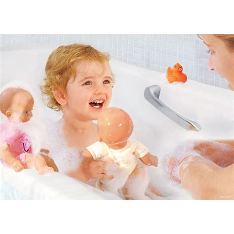 bathtub dolls corolle mon premier baby bath baby doll accessories