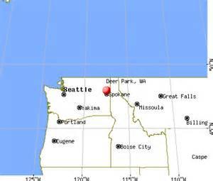 Deer Park Washington Map by Deer Park Washington Wa 99006 Profile Population Maps