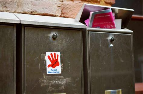 Aufkleber Bitte Keine Werbung Einwerfen by Bitte Keine Werbung Einwerfen Aufkleber Helfen Nicht