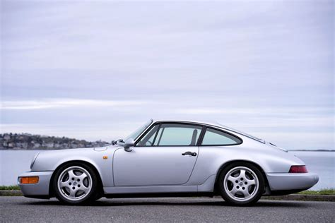 porsche 964 rs 1992 porsche 964 carrera rs m001 for sale silver arrow
