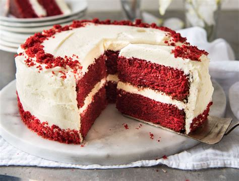 Redvelved Original velvet cake recipetin eats